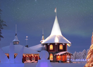 Photo: www.santaclausholidayvillage.fi