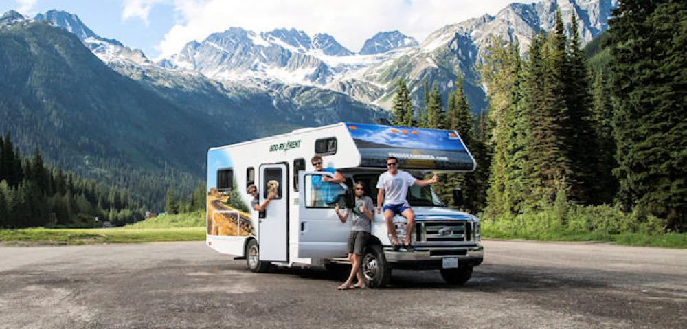A Complete Guide To Planning An Rv Road Trip In America